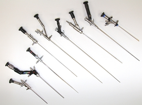 how to clean rigid endoscopes
